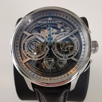 Maurice Lacroix Stål Automatisk MP6028-SS001-001-1 ny Norge, Saltrød