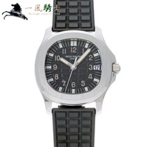 Patek Philippe 5066A-001 Steel Aquanaut 34mm pre-owned