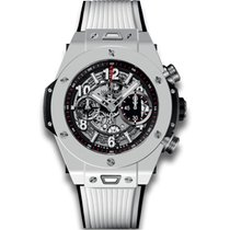 Hublot 411.HX.1170.RX Ceramic 2019 Big Bang Unico 45mm new