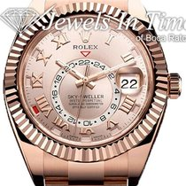 Rolex Sky-Dweller Rose gold 42mm Roman numerals United States of America, Florida, 33431