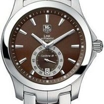 TAG Heuer Link Calibre 6 Steel 39mm Brown United States of America, California, Simi Valley