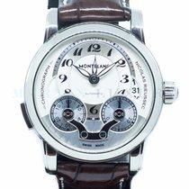 몽블랑 스틸 43mm 자동 106595 중고시계