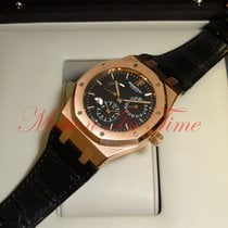 Audemars Piguet Royal Oak Dual Time 26120OR.OO.D002CR.01 новые