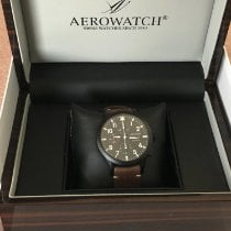 Aerowatch Steel 42mm Automatic A61968N003 new