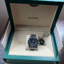 Rolex Sea-Dweller Deepsea Steel 44mm Black No numerals Singapore, singapore