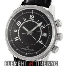Jaeger-LeCoultre AMVOX Steel 42mm Black Arabic numerals United States of America, New York, New York