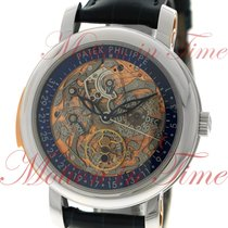 Patek Philippe Minute Repeater Perpetual Calendar Platinum 43mm Transparent