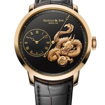 Arnold & Son Rose gold 44,00mm Automatic 1ARAP.B04A.C120P/121P new
