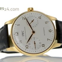 IWC Portugese 7 Day lim. 2002 Box Paper