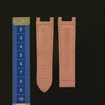 Cartier Pasha Crocodile Pink strap 20-18 aftermarket