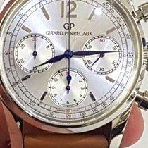 Girard Perregaux Chronograph Steel 30 Anni in Sevel Ref 49480...