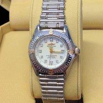 8e99695d1a8 Breitling Callistino Bi Colour M.O.P Diamond - Box  amp  Papers 2002