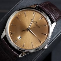 Jaeger-LeCoultre Master Grande Ultra Thin Date Champagne Dial