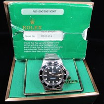 勞力士 SUBMARINER 5513 Maxi V Matt Dial with Box and Paper