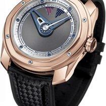 De Bethune Sports 6 Days Power Reserve 18k Rose Gold Men's Watch
