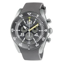 Momo Design Watch MD1281LG-41 Diver Master Sport Chronograph Grey