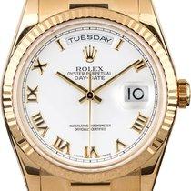 Rolex Day-Date 36 Or jaune 36mm