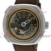 Sevenfriday Steel 49.7mm Automatic V2/01 pre-owned United States of America, New York, New York