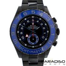 Rolex Yacht-master Ii 116680 - Black Venom
