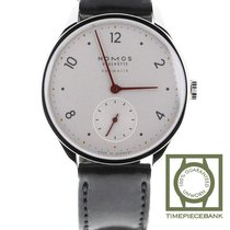 NOMOS Steel 35.5mm Automatic 1203 new
