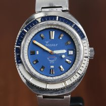 Squale Steel 43mm Automatic pre-owned