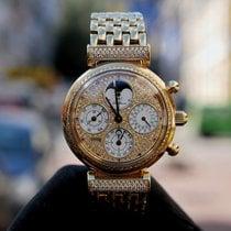 IWC Da Vinci Perpetual Calendar Factory Diamonds RARE