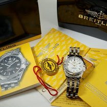 Breitling Windrider B10350 2000 pre-owned