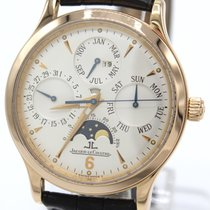 Jaeger-LeCoultre Or rouge Blanc 37mm occasion Master Control