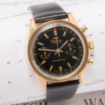 Waltham Ouro amarelo 38mm Corda manual novo
