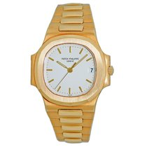 Patek Philippe 3800/1J Yellow gold Nautilus 38mm