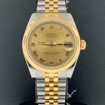 Rolex Lady-Datejust 31mm Champagne United States of America, New York, New York