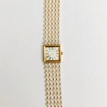 Chanel Yellow gold 22mm Quartz Mademoiselle pre-owned