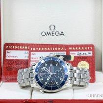 Omega Seamaster Diver 300 M Stahl 42mm Deutschland, Aschheim