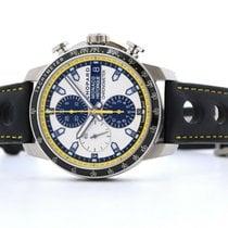 Chopard Grand Prix de Monaco Historique Tytan 44mm Srebrny