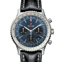 Breitling AB0121211C1P1 Steel Navitimer 1 B01 Chronograph 43 43mm new