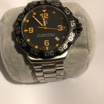 TAG Heuer WAH1116.FT6024 Steel 2012 Formula 1 pre-owned United States of America, New York, BROOKLYN