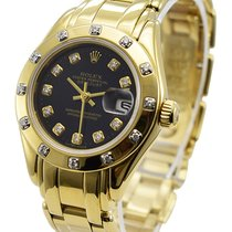 Rolex Lady-Datejust Pearlmaster usados