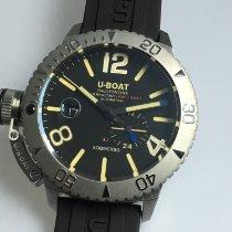 U-Boat Staal Automatisch 9007 nieuw