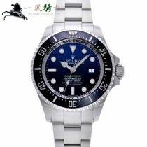 勞力士 Sea-Dweller Deepsea 鋼 44mm 藍色
