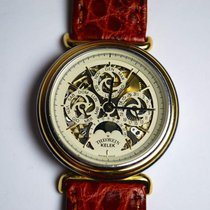 Theorein Or/Acier 36mm Remontage automatique occasion
