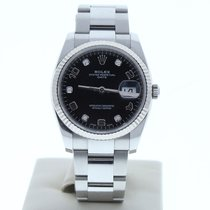 Rolex Oyster Perpetual Date 115234 2010 pre-owned