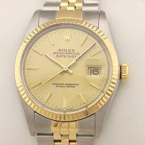 Rolex Datejust 16013 Automatik 1987 gebraucht
