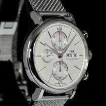 IWC Portofino Chronograph IW391005 2011 gebraucht