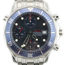 Omega Seamaster Diver 300 M 2225.80.00 2008 pre-owned