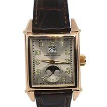 Girard Perregaux Vintage 1945 Or rose 32mm Argent