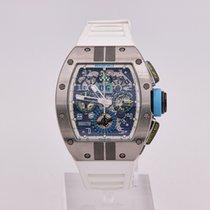 Richard Mille RM 011 Titanium 50MMmm No numerals United States of America, New York, New York