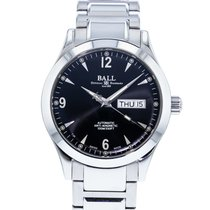 Ball Engineer II Ohio Steel 40mm Black United States of America, Georgia, Atlanta