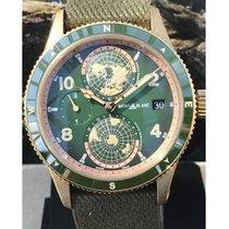 Montblanc 1858 Bronse 42mm Grønn