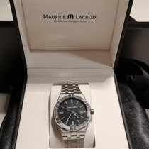 Maurice Lacroix Steel Automatic AI6008 pre-owned