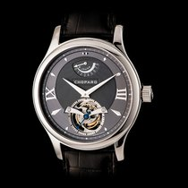 Chopard 41mm Manual winding new L.U.C Black
